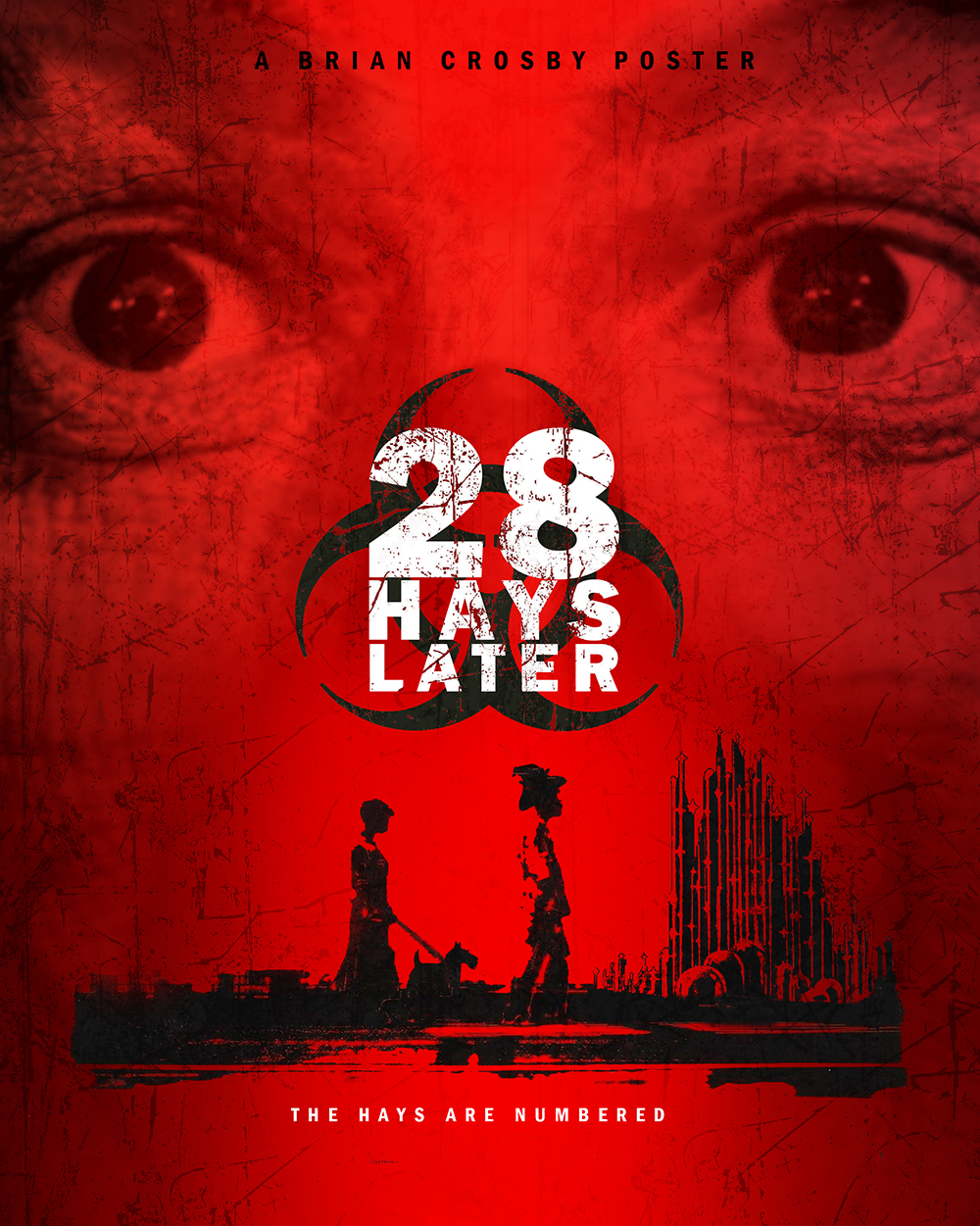 28 Hays Later Poster half